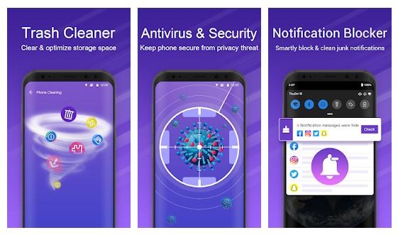 Aplikasi Nox Cleaner aplikasi pembersih ram - 10 Nox Cleaner - 7 Aplikasi Pembersih RAM Terbaik di HP Android