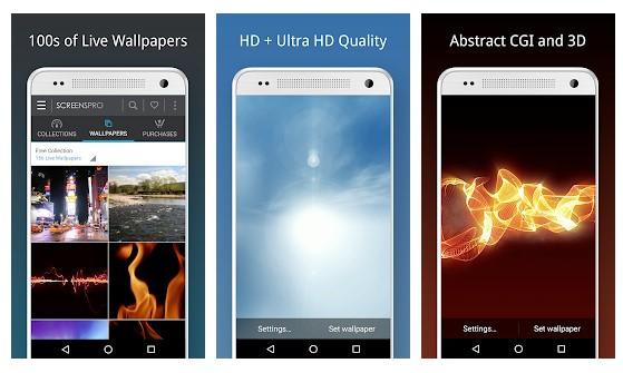 Aplikasi HD Video Live Wallpaper 5 aplikasi live wallpaper - 8 HD Video Live Wallpaper - 5 Aplikasi Live Wallpaper di HP Android Terbaik