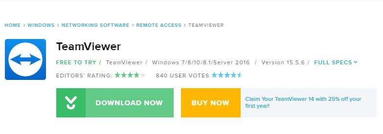 Aplikasi TeamViewer 5 aplikasi remote pc terbaik - 9 TeamViewer - 5 Aplikasi Remote PC Terbaik yang Paling Populer