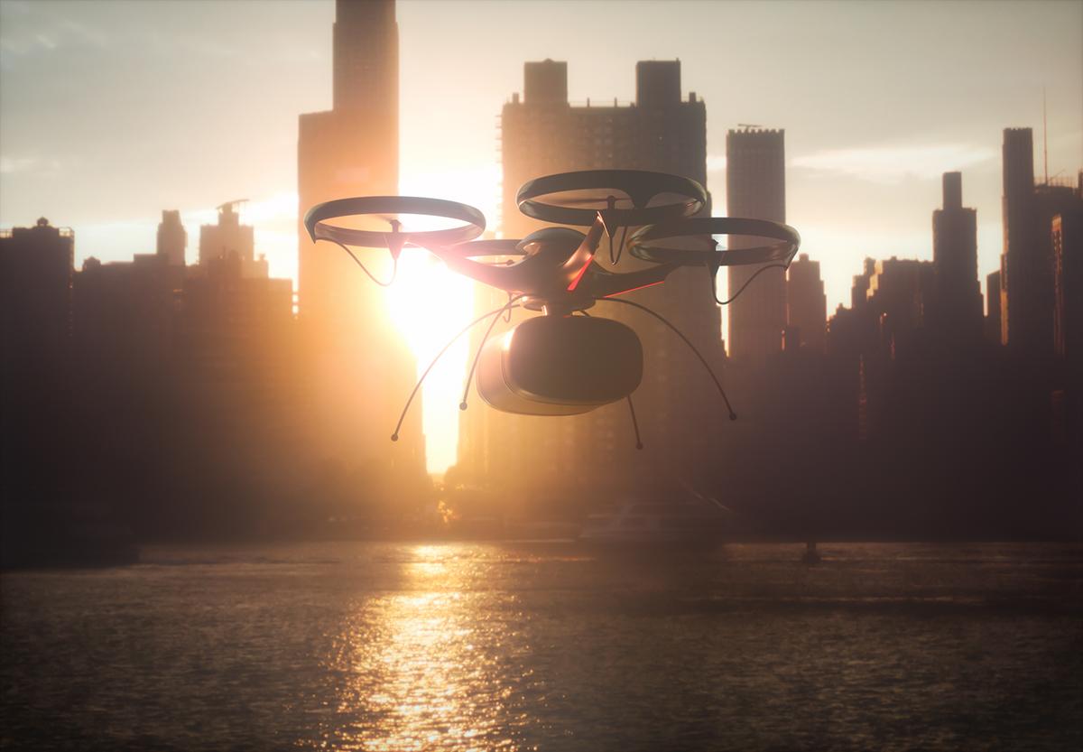 manfaat teknologi drone jaringan wifi - package delivery by drone P2AGBV2 - Jaringan Wifi di Laptop Hilang, Bagaimana Mengatasinya?