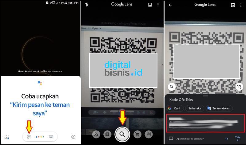 cara scan barcode di hp android - 1 - Cara Scan Barcode di HP Android