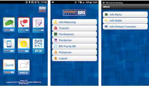 ib bri - BRI Mobile Banking - IB BRI – Cara Mudah Daftar Internet Banking BRI dan BRI Mobile