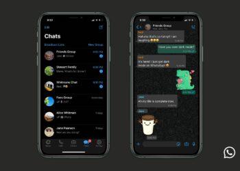 Cara Mengaktifkan Fitur Dark Mode di Whatsapp waspada 'pencurian' data pada whatsapp - Cara Mengaktifkan Fitur Dark Mode di Whatsapp 350x250 - Waspada 'Pencurian' Data Pada WhatsApp