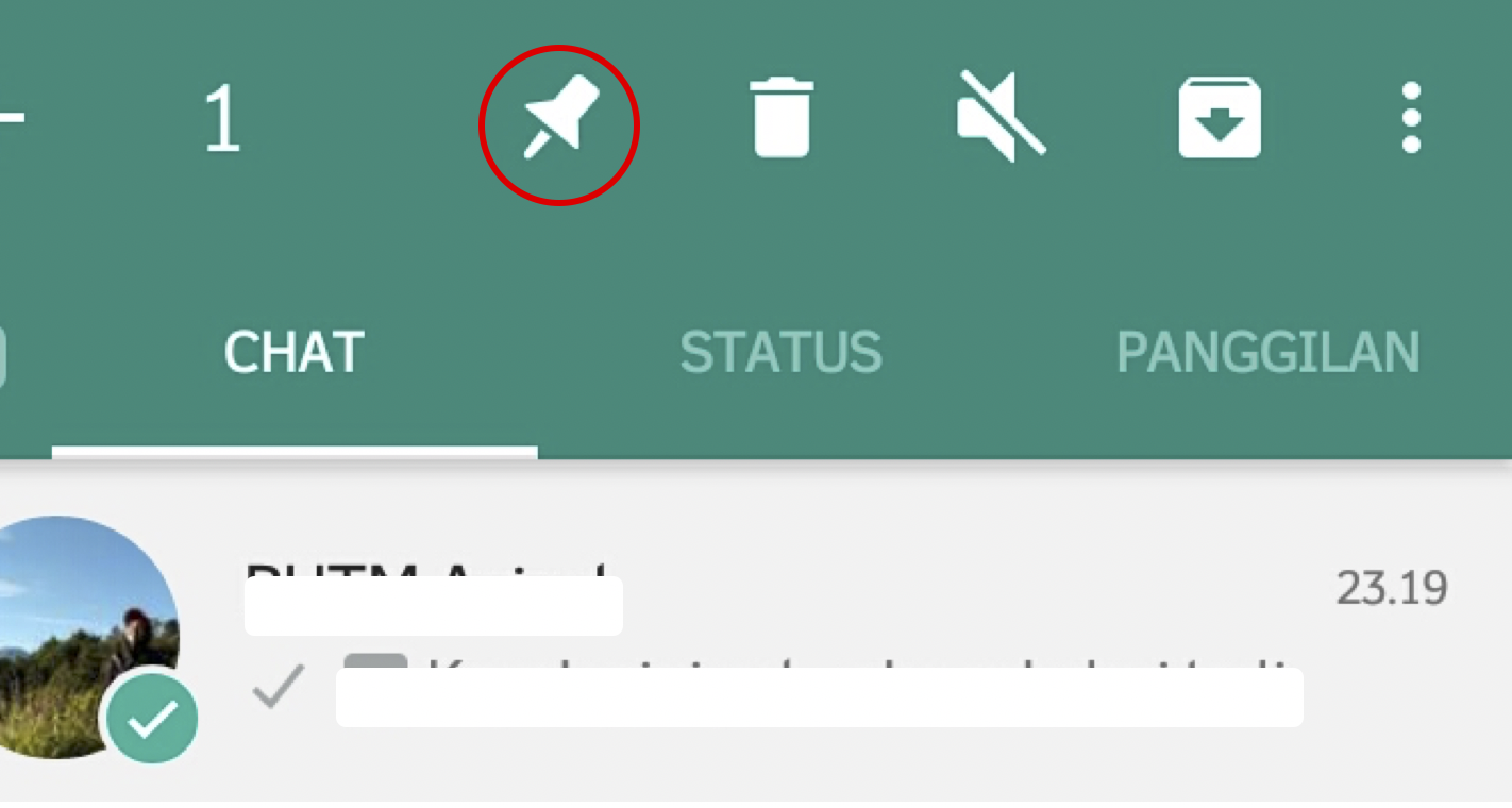 cara pin chat whatsapp - Cara Mudah Menyematkan Pesan Pada Aplikasi Whatsapp 2 - Cara Mudah Menyematkan / Pin Chat Pada Aplikasi WhatsApp