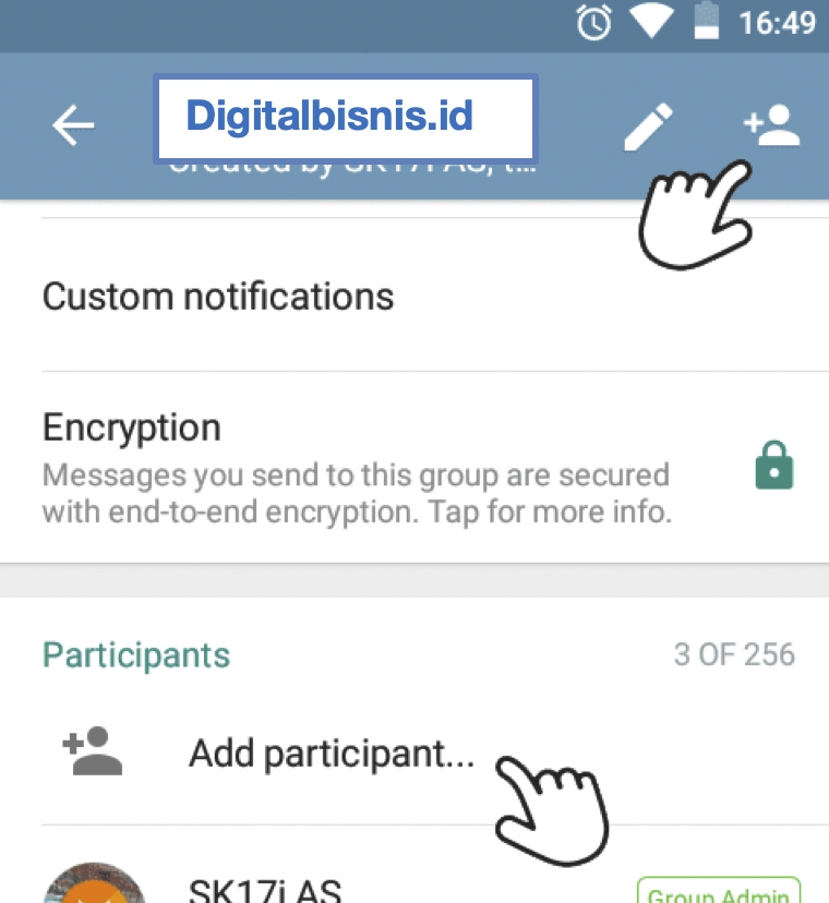 cara menolak undangan grup whatsapp - grup wa - Cara Menolak Undangan Grup Whatsapp Secara Otomatis