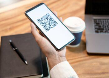 wa web, whatsapp, wa, wa webb, wa tante cara scan barcode di hp android - scan barcode hp 350x250 - Cara Scan Barcode di HP Android