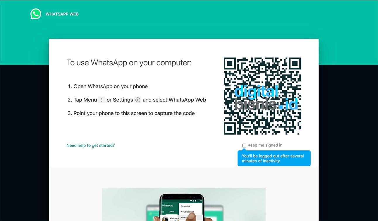 wa web, whatsapp, wa wev, waweb wa web - wa web - WA WEB – Cara Membuka WhatsApp Di Laptop Dan Komputer