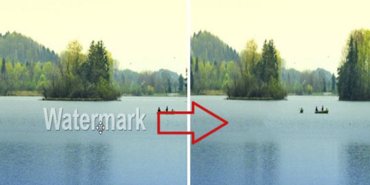 cara menghilangkan watermark foto di android - watermark foto 750x375 - Cara Menghilangkan Watermark Foto Di Android