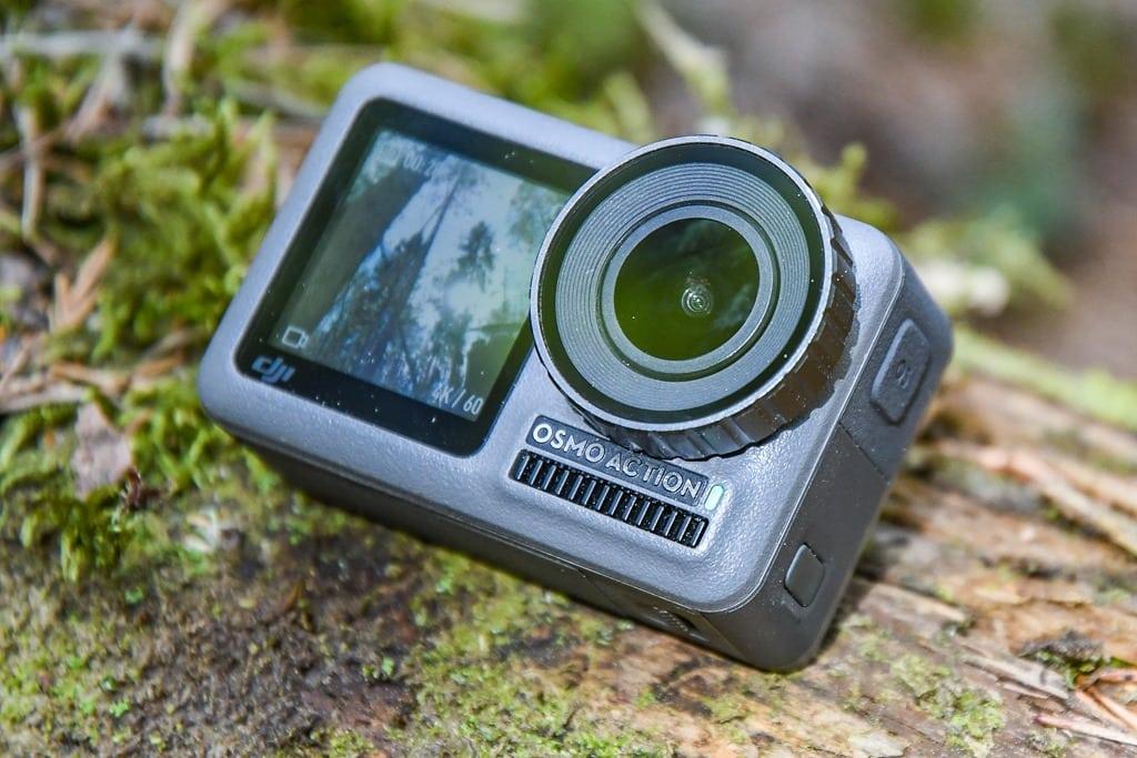 Action Camera Terbaik Dji Osmo Action action camera terbaik - Dji Osmo Action - 7 Action Camera Terbaik dengan Kualitas Bagus 2021