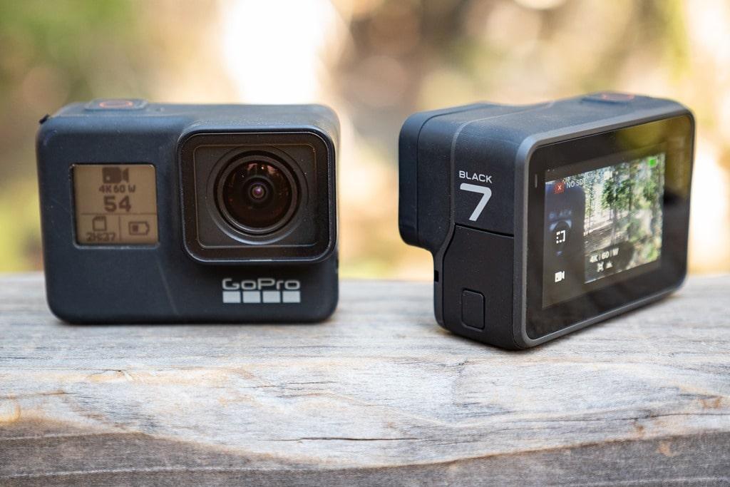 Action Camera Terbaik GoPro Hero7 Black action camera terbaik - GoPro Hero7 Black - 7 Action Camera Terbaik dengan Kualitas Bagus 2021