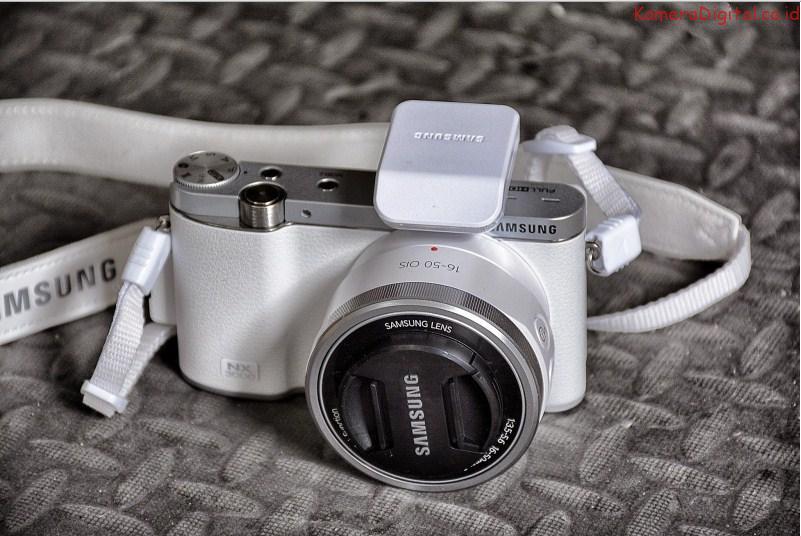 kamera vlog murah - Samsung NX3000 - 7 Kamera Vlog Murah Terbaik untuk Youtuber Pemula