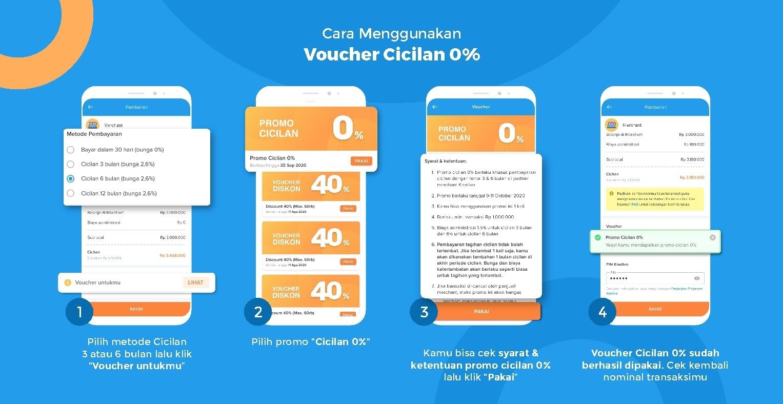 kredivo Cicilan 0% Kredivo Turut Mendorong Inklusi Keuangan di Indonesia - Cicilan 0 step by step - Kredivo Turut Mendorong Inklusi Keuangan di Indonesia