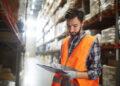Distribution manager making revision of goods in storehouse Cara Menjadi Eksportir Pemula yang Sukses - work in warehouse UWZJM5G 120x86 - Cara Menjadi Eksportir Pemula yang Sukses