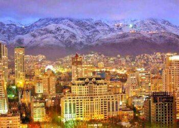 iran, teheran ekspor ke iran - night in teheran iran t20 Jl816P 350x250 - Peluang Menembus Pasar Ekspor di Iran